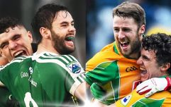 Banter flying between Gaoth Dobhair and Corofin already and isn't it just great