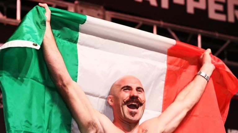 How you can watch Ray Moylette and Spike O'Sullivan fight on Friday
