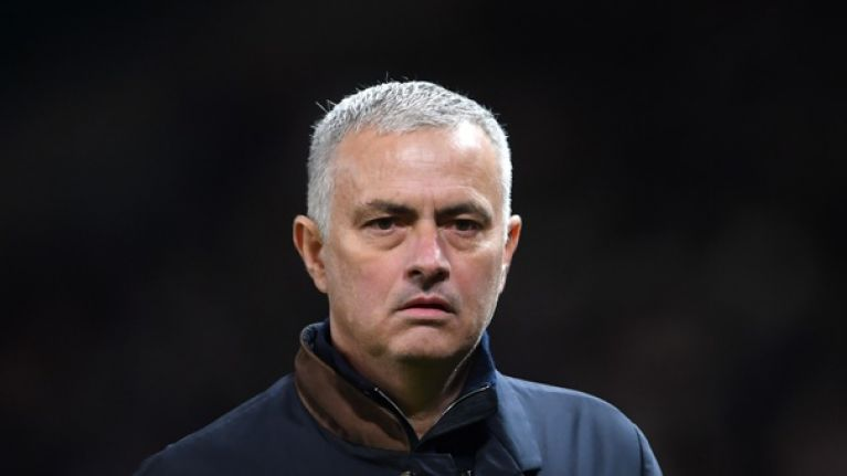 Jose Mourinho planning return to former club if he's sacked by United