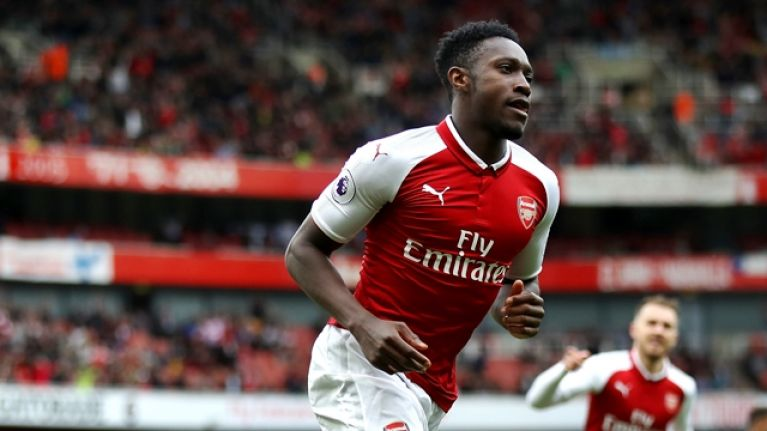 Danny Welbeck to leave Arsenal on a free transfer