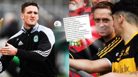 Betting for all ireland club football vehas bet on james