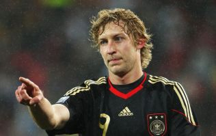 Former Germany striker Stefan Kiessling admits his wife passed fitness tests on his behalf