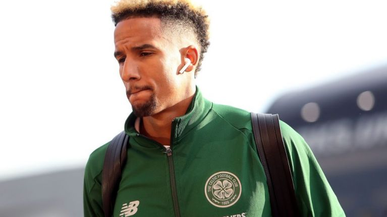 Scott Sinclair shares footage of fan racially abusing him during Scottish League Cup final