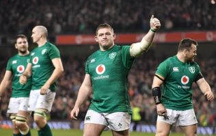 Four Irish players named in Rugby World team of the year