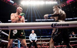 WBC sanctions Deontay Wilder vs. Tyson Fury rematch