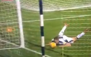 Watch: Jay Rodriguez handles the ball to score 91st minute equaliser