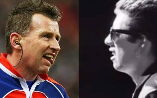 """""""I will be listening to this song every day now"""" - Nigel Owens on Fairytale of New York debate"""