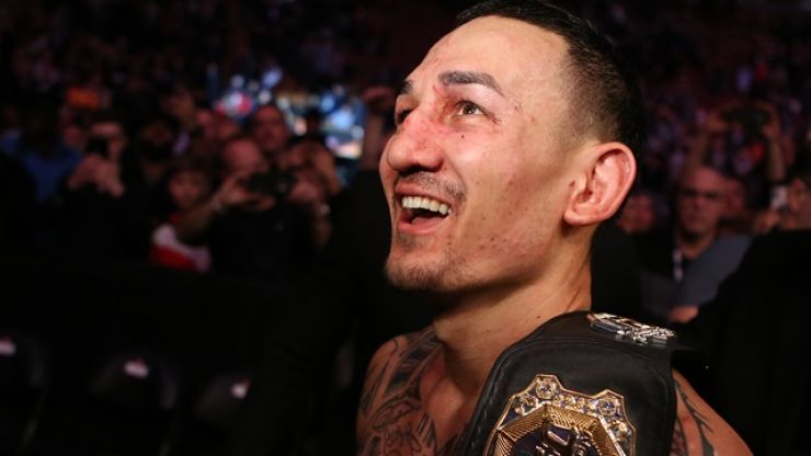 Max Holloway makes a mess out of Brian Ortega's face to retain featherweight title