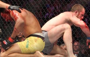 Gunnar Nelson forces gruesome cut before submission sends him back to win column