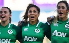 Sene Naoupu - proud Kiwi daughter of a single Samoan mum that became Ireland captain