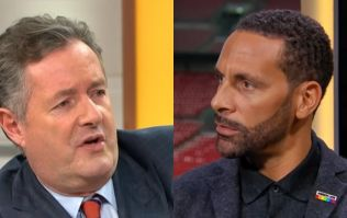 Rio Ferdinand has perfect response to Piers Morgan's take on Raheem Sterling abuse