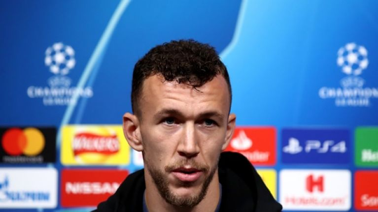 Ivan Perišić explains why he chose to stay with Inter Milan over Manchester United