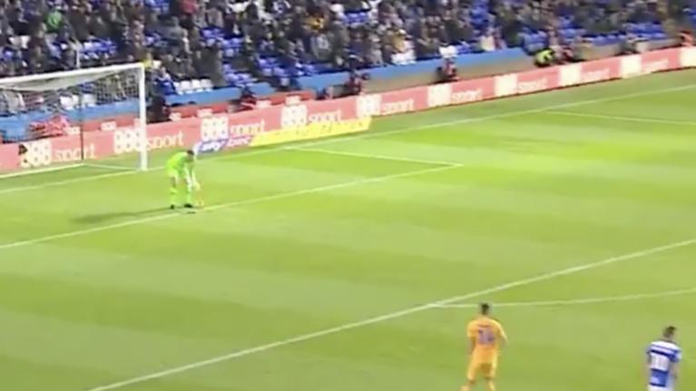 Preston goalkeeper's unbelievable gaffe gifts Birmingham City the lead