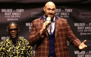 Tyson Fury does not think that Deontay Wilder will exercise rematch clause