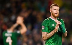 James McClean makes outstanding gesture towards the homeless