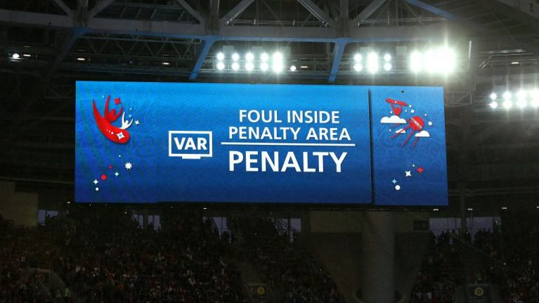 VAR to be used in Champions League knockout stages this season