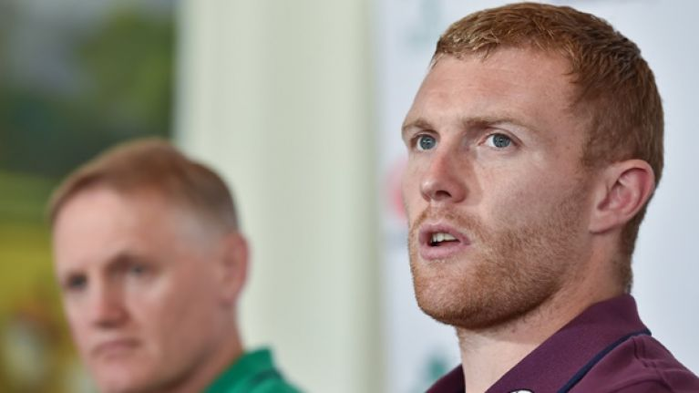 Keith Earls on Joe Schmidt's influence and why he's looked so sharp