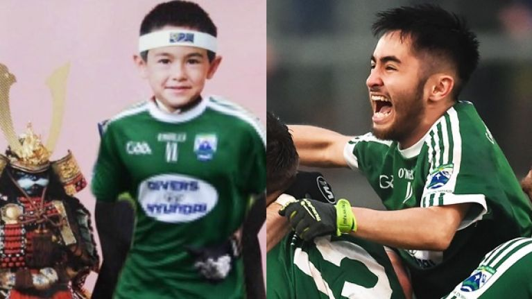 The story of Gaoth Dobhair's centre forward: Born in