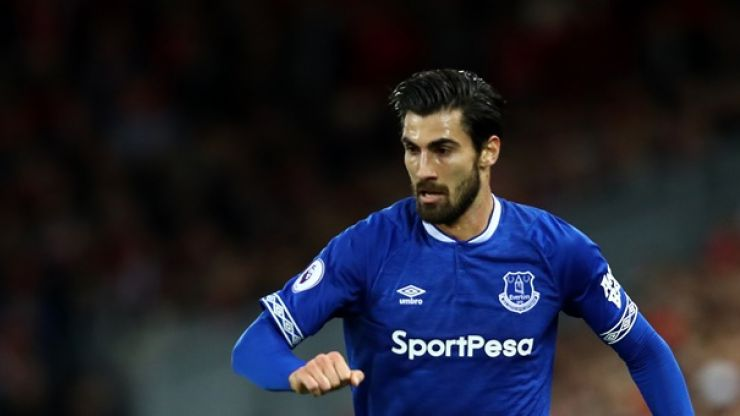 Top Premier League club circling André Gomes in January