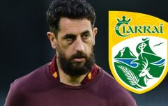 Paul Galvin launches new brand of retro Kerry GAA jerseys and the first offering is class