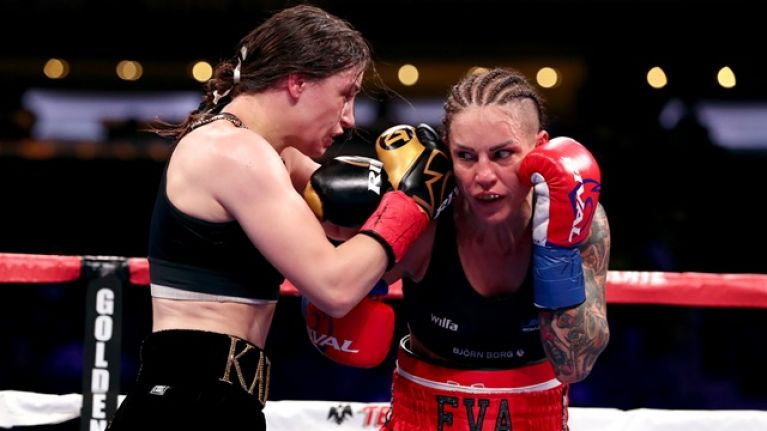 Katie Taylor does it again with dominant showing in New York