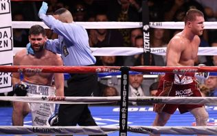 Liverpool's Rocky Fielding goes down swinging in clash with quality Canelo Alvarez