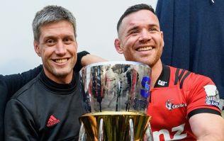Ronan O'Gara backs Crusaders boss Scott Robertson to make great All Blacks coach