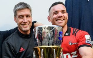 Ronan O'Gara backs Crusaders boss Scott Robertson to make great All Blacks coach