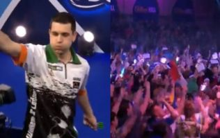 Limerick man finishes with glorious 107 to send Ally Pally wild