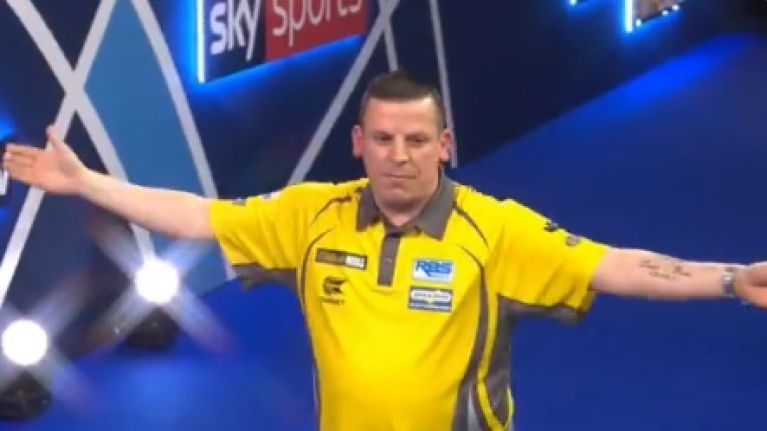 Dave Chisnall pulls off incredible comeback to knock out England's hottest young talent