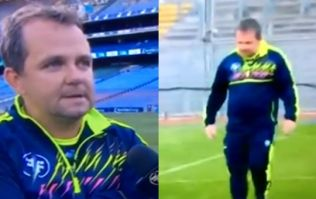 Davy Fitzgerald just as passionate on Ireland's Fittest Family as on a sideline in June