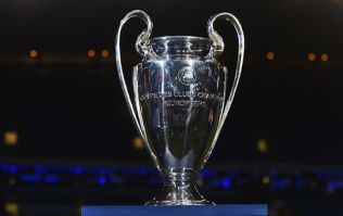 The draw for the last 16 of the Champions League has been made