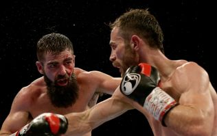 Jono Carroll looking set for a St. Patrick's Day world title fight