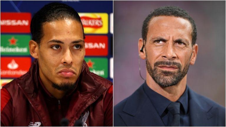 Kevin Kilbane believes Virgil van Dijk is a better player now than Rio Ferdinand ever was