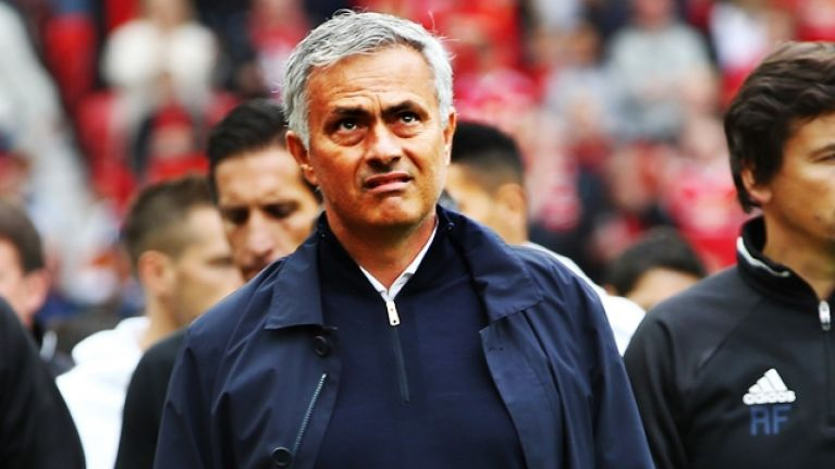 Details of how Jose Mourinho discovered he was losing Man United job