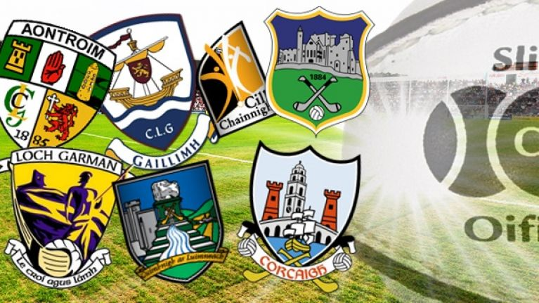 1-32 Power ranking of the most competitive hurling championships in Ireland