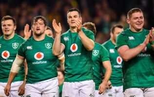 Johnny Sexton only good enough for fourth as Ireland's Player of 2018 decided