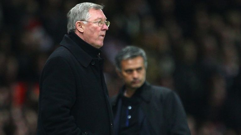 Alex Ferguson consulted by Manchester United as they aim to replace Jose Mourinho