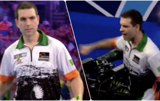 Willie O'Connor stuns Ally Pally with biggest upset of World Darts Championship