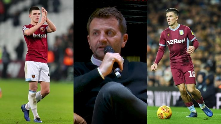 Tim Sherwood has some advice for Ireland about players with dual-nationality