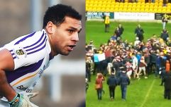 Considering they were absolutely sick, Kilmacud Crokes players' reaction at final whistle was classy