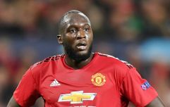 Romelu Lukaku explains why he was in such poor form for Man United