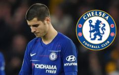 Chelsea considering sending Alvaro Morata out on loan this January