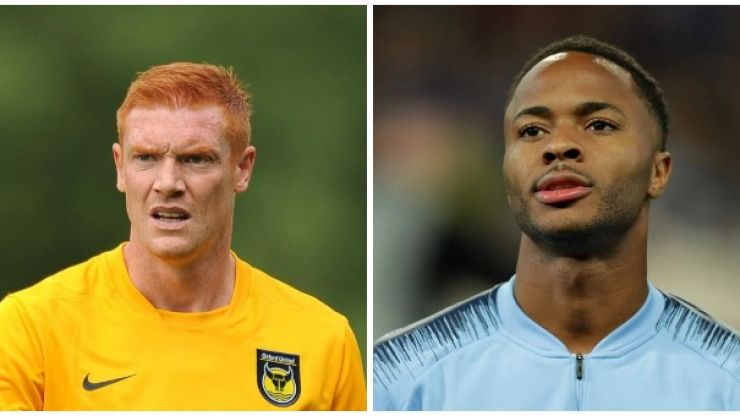 Former Premier League striker claims Raheem Sterling is making himself a target for racial abuse