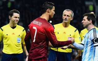 Cristiano Ronaldo wants Lionel Messi to come join him in Serie A