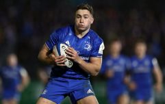 Irish Rugby fans will have to choose between Leinster and Munster next weekend