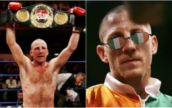 Rejected by 13 publishers, gripping book on boxer Eamonn Magee wins second major award