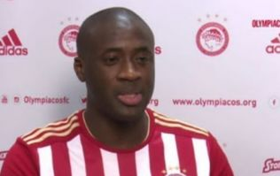 Yaya Toure leaves club just three months after joining them