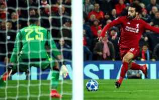 Salah and Alisson put shine on Liverpool's steely European showing against Napoli