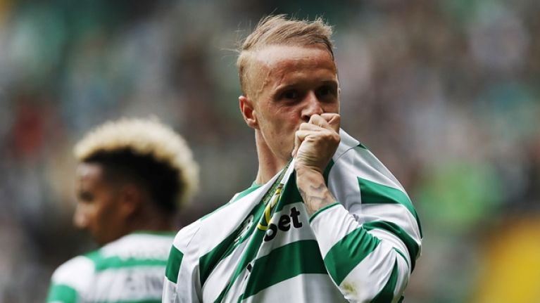 Leigh Griffiths takes indefinite leave from football to deal with personal issues